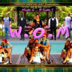 W.O.M Banner Pochette V0012020